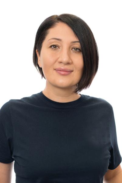 Хубецова Залина Константиновна